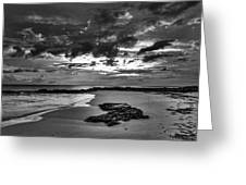 Beach 21 Greeting Card