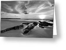 Beach 38 Greeting Card