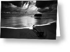 Beach 36 Greeting Card