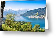 Beautiful Austria Greeting Card