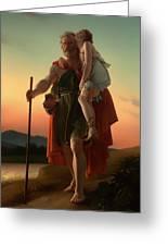 Belisarius Greeting Card