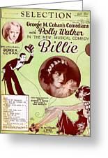 Billie Greeting Card