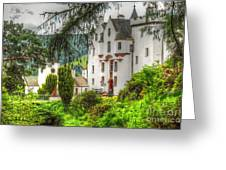 Blair Castle Greeting Card