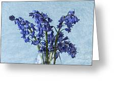 Bluebells 1 Greeting Card