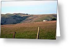 Bodega Hills Greeting Card