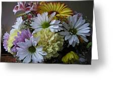 Bouquet No. 72 Greeting Card