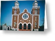 Brown Chapel In Selma Alabama Greeting Card