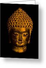 Buddha Portrait Greeting Card