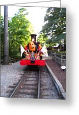 Busch Gardens - 121213 Greeting Card