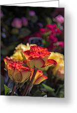 Buy Me A Rose Greeting Card