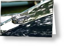 Cadillac 60 Special Greeting Card