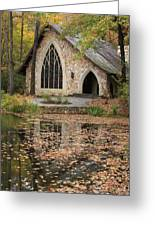 Callaway Gardens Chapel-pine Mountain Georgia Greeting Card