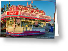 Candy Shoppe Greeting Card