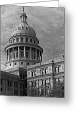 Capitol At Dawn Greeting Card