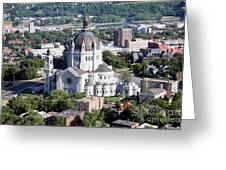 Cathedral Of St. Paul Greeting Card