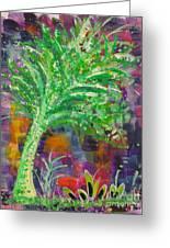 Celery Tree Greeting Card