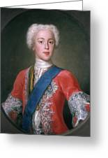 Charles Edward Stuart (1720-1788) Greeting Card