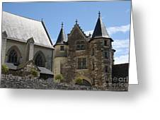Chateau D'angers  Greeting Card