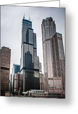 Chicago Architecture Greeting Card