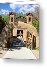 Chimayo Greeting Card