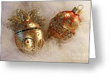 Christmas Past Greeting Card