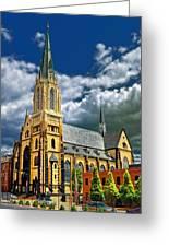 Church In St. Louis Greeting Card