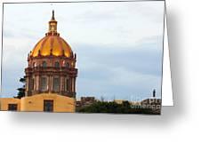 Church Of San Rafael Greeting Card