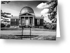 Cincinnati Observatory Greeting Card