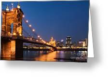 Cincinnati, Ohio Greeting Card