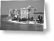 Clearwater Beach Florida Greeting Card
