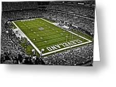 Cleveland Browns Stadium Greeting Card