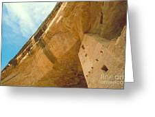 Cliff Palace Tower Greeting Card
