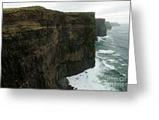 Cliffs Of Moher 1 Greeting Card