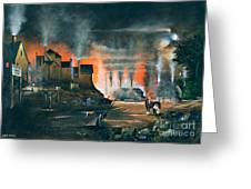 Coalbrookdale Greeting Card