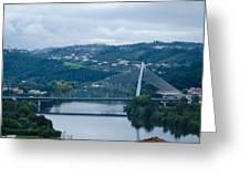 Coimbra Greeting Card