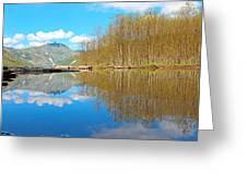 Coldwater Lake Greeting Card