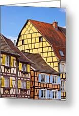 Colmar - Alsace Greeting Card