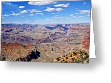 Colorado River Gorge Greeting Card