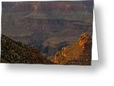 Colorful Canyons Greeting Card