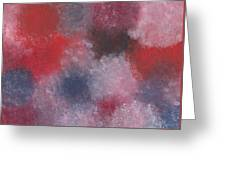 Colors Painting Greeting Card
