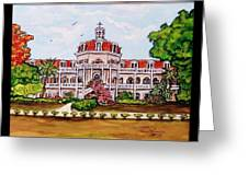 Convent Of Mary Immaculate Greeting Card