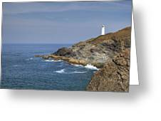 Cornwall - Trevose Head Greeting Card