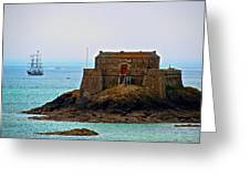 Corsairs' Home Greeting Card