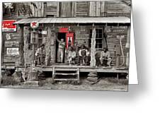 Country Store Coca-cola Signs Dorothea Lange Photo Gordonton North Carolina July 1939-2014 Greeting Card