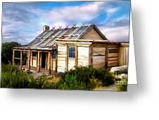 Craigs Hut Greeting Card