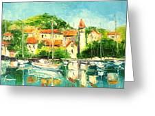 Croatia - Split Greeting Card