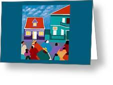 Curacao Dreams II Greeting Card