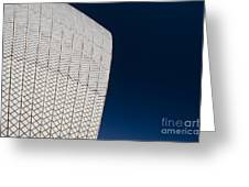 Detail Of Tiles On Sydney Opera House Greeting Card