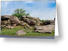 Devil's Den Pan Greeting Card