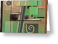 Digital Design 600 Greeting Card